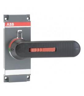 Ручка ABB OTV1000EK черная для прямой установки на рубильники OT1000..2500