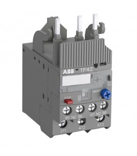Реле перегрузки тепловое ABB TF42-7.6 для контакторов AF09-AF38