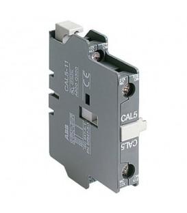 Контактный блок ABB CAL5-11 1HO+1H3 боковой для А9...А75