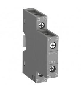 Контакт ABB CAL4-11 1НО+1НЗ боковой для контакторов AF09-AF96