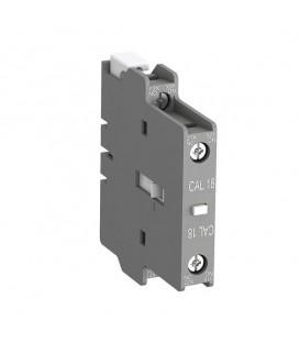 Контактный блок ABB CAL-18-11 боковой 1HO1НЗ для контакторов А(F)95- АF1650