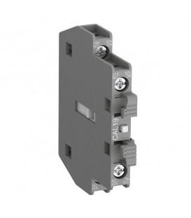Контактный блок ABB CAL19-11 боковой 1HO1НЗ для контакторов АF116 - АF370