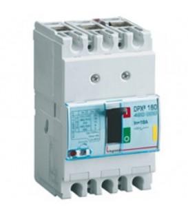 Автоматический выключатель Legrand DPX3 160 3P 125А 16kA