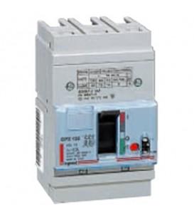 Автоматический выключатель Legrand 3-полюсный DPX 125 100А 36кА