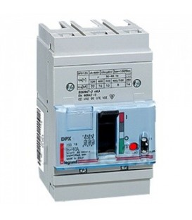 Автоматический выключатель Legrand 3-полюсный DPX 1250 1250А
