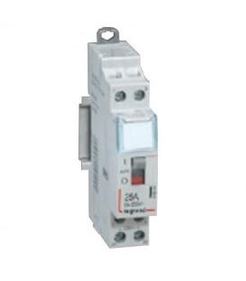Контактор Legrand CX3 230V 2НО 25А с ручным управлением
