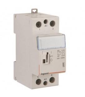 Контактор Legrand CX3 230V 2НО 40А с ручным управлением