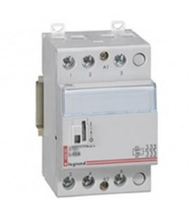 Контактор Legrand CX3 230V 3НО 63А с ручным управлением