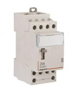 Контактор Legrand CX3 230V 4НО 25А с ручным управлением