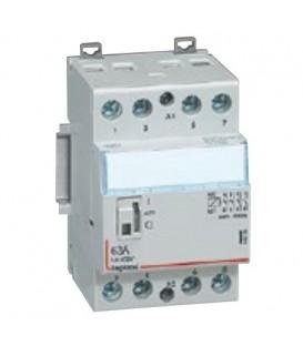 Контактор Legrand CX3 230V 4НЗ 63А с ручным управлением