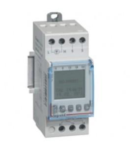 Программированный сумеречный выключатель Legrand 56 программ 220V 16А