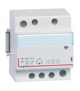 Трансформатор для цепей звуковой сигнализации Legrand CX3 230В/8-24В 24Ватт
