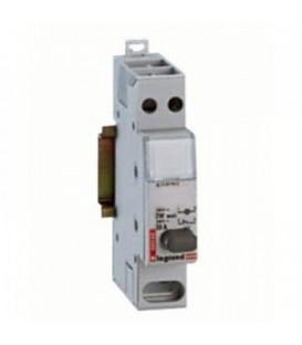 Кнопочный выключатель Legrand с фиксатором 1НЗ