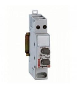 Кнопочный выключатель Legrand с фиксатором 2НО