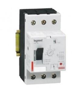 Автомат для защиты электродвигателя Legrand 6,5A термомагнитный расцепитель