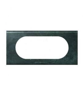 Рамка Legrand Сeliane 4/5 модулей (патина медь)