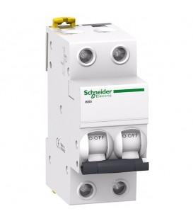 Автоматический выключатель Schneider Electric Acti 9 iK60 2П 50A 6кА C