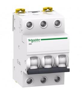 Автоматический выключатель Schneider Electric Acti 9 iK60 3П 10A 6кА C