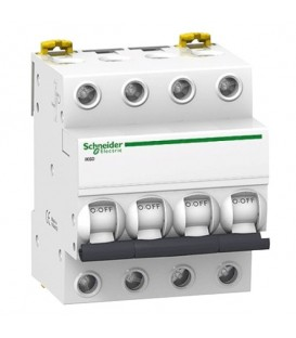 Автоматический выключатель Schneider Electric Acti 9 iK60 4П 32A 6кА C