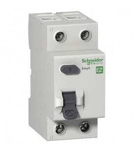 УЗО Easy9 2П 25А 30мА AC 230В Schneider Electric