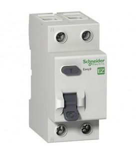 УЗО + защита от перенапряжения Easy9 2П 40А 100мА AC 230В Schneider Electric