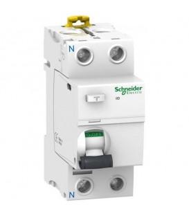 УЗО Acti 9 iID K 2П 25A 30mA AC Schneider Electric