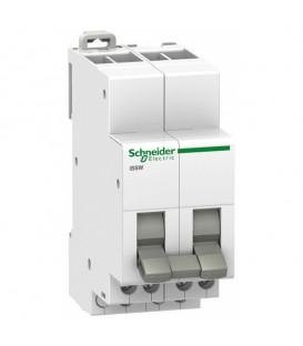 Переключатель iSSW Acti 9 Schneider Electric 3 полюса 2 контакта