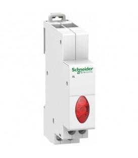 Световой индикатор iIL Acti 9 Schneider Electric 3 лампы красные трехфазный 230-400В