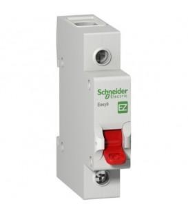 Выключатель нагрузки (модульный рубильник) Easy9 1П 100А 230В Schneider Electric