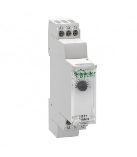 Реле времени Schneider Electric Zelio Time 0.1сек...10 час - 24..240 V AC - 1 OC 8А