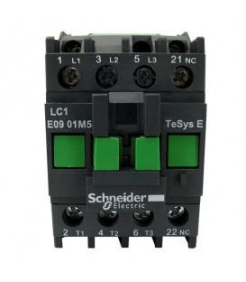 Пускатель магнитный EasyPact TVS Schneider Electric 3Р 9А AC3 катушка 220В 50ГЦ 1НЗ (контактор)