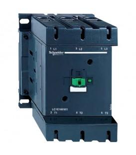 Пускатель магнитный EasyPact TVS Schneider Electric 3Р 160A AC3 катушка 220В 50ГЦ 1НО+1НЗ контактор
