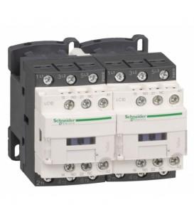 Пускатель магнитный реверсивный D Schneider Electric 3Р 25A катушка 220В AC 1НО+1НЗ (контактор)