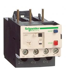 Тепловое реле перегрузки LRD Schneider Electric 1-1,7A класс 10 с зажимом под винт