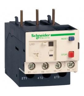 Тепловое реле перегрузки LRD Schneider Electric 5,5-8A класс 10 с зажимом под винт