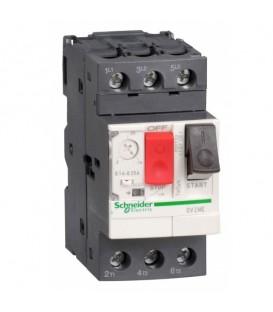 Автомат Schneider Electric TeSys GV2ME с комбинированным расцепителем 0,16-0,25А