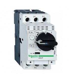 Автомат Schneider Electric TeSys GV2P с комбинированным расцепителем 0,16-0,25А