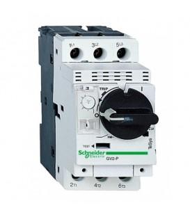 Автомат Schneider Electric TeSys GV2P с комбинированным расцепителем 4-6,3А