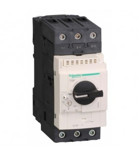 Автомат Schneider Electric TeSys GV3P с комбинированным расцепителем 50А