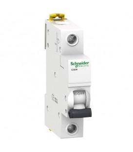 Автоматический выключатель Schneider Electric Acti 9 iC60N 1П 63A 6кА C