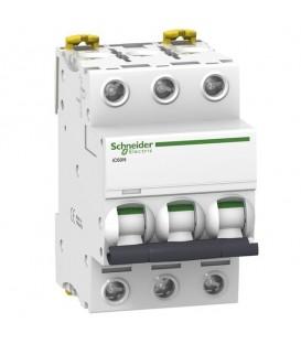 Автоматический выключатель Schneider Electric Acti 9 iC60N 3П 10A 6кА C