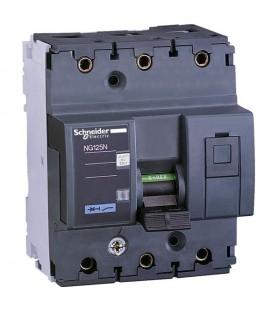 Силовой автоматический выключатель Schneider Electric NG125N 3П 125A C