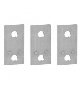 Удлинительные контактные пластины для автоматов EZC250 Schneider Electric (комплект 3шт)