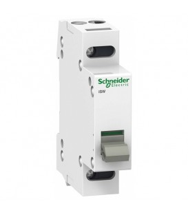 Выключател нагрузки iSW Acti 9 Schneider Electric 1П 20A (модульный рубильник)