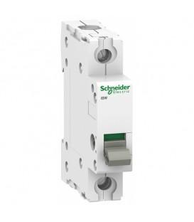Выключател нагрузки iSW Acti 9 Schneider Electric 1П 40A (модульный рубильник)