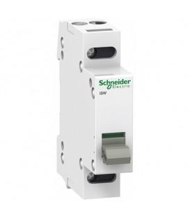 Выключател нагрузки iSW Acti 9 Schneider Electric 2П 20A (модульный рубильник)