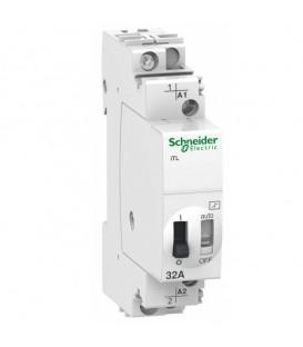 Импульсное реле Schneider Electric iTL 32A 1НО 230В АС 50-60ГЦ 110В D