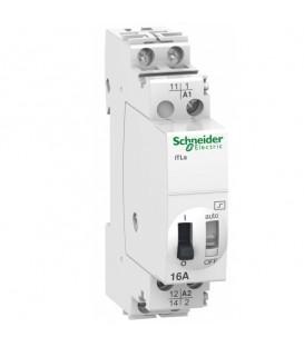 Импульсное реле с сигнализацией Schneider Electric iTLs 16A 1НО 230В