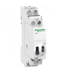 Импульсное реле с центральным управлением Schneider Electric iTLs 16A 1НО 230В