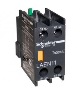 Дополнительный контактный блок EasyPact TVS Schneider Electric 1НО+1НЗ